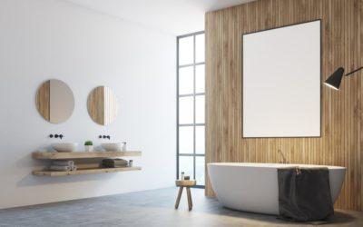 Salle de bain scandinave : la tendance du look nordique