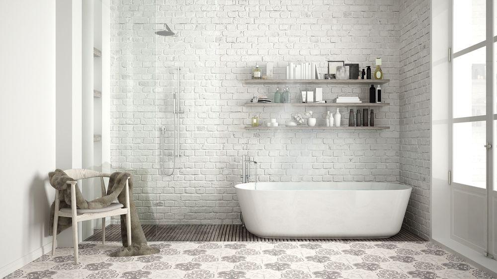 salle-de-bain-vintage-carrelage