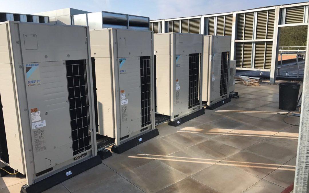 Climatisation DRV : une régulation optimale de la température zone par zone