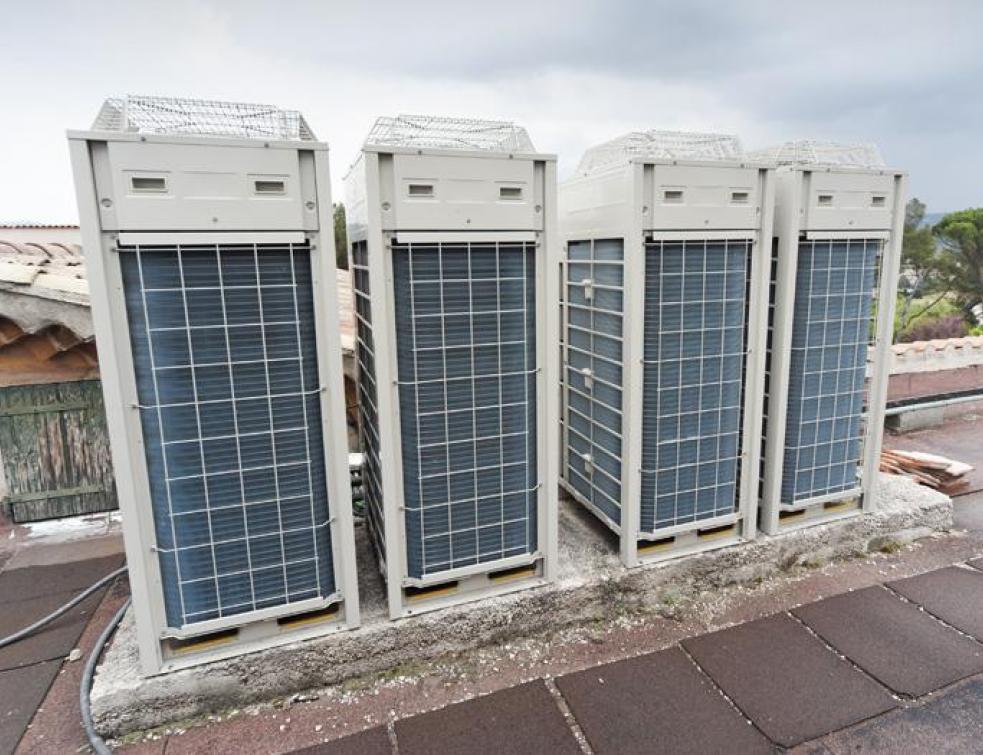 Climatisation-DRV-frigorigene