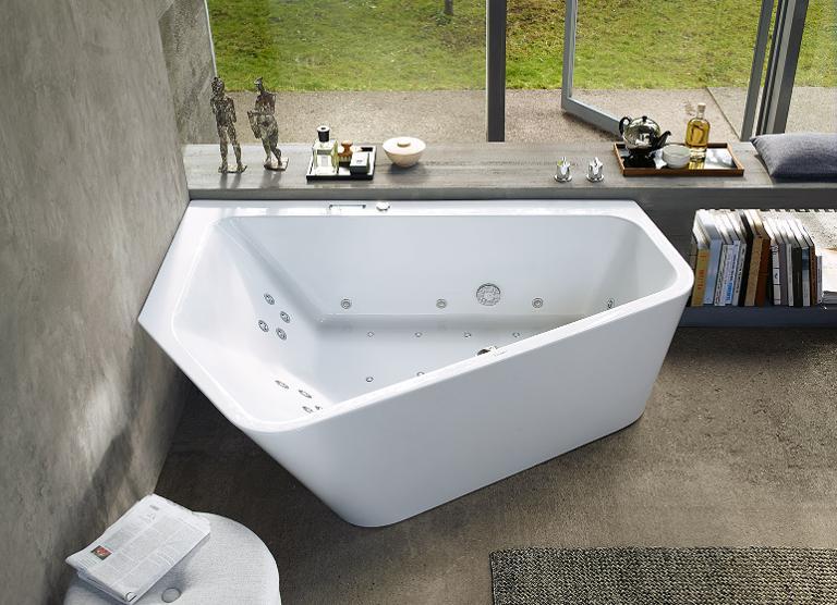 La baignoire Duravit : matériaux et aperçu du catalogue