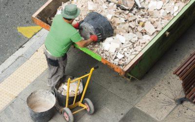 Gestion des déchets : Que faut-il mettre en place sur un chantier ?