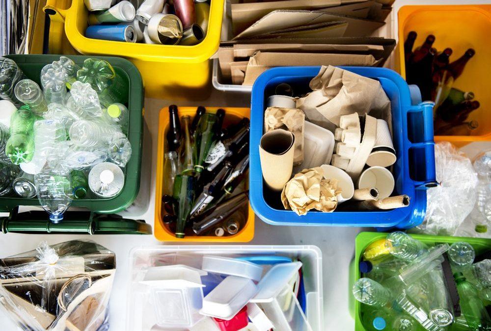 Le recyclage des déchets, un enjeu environnemental & économique