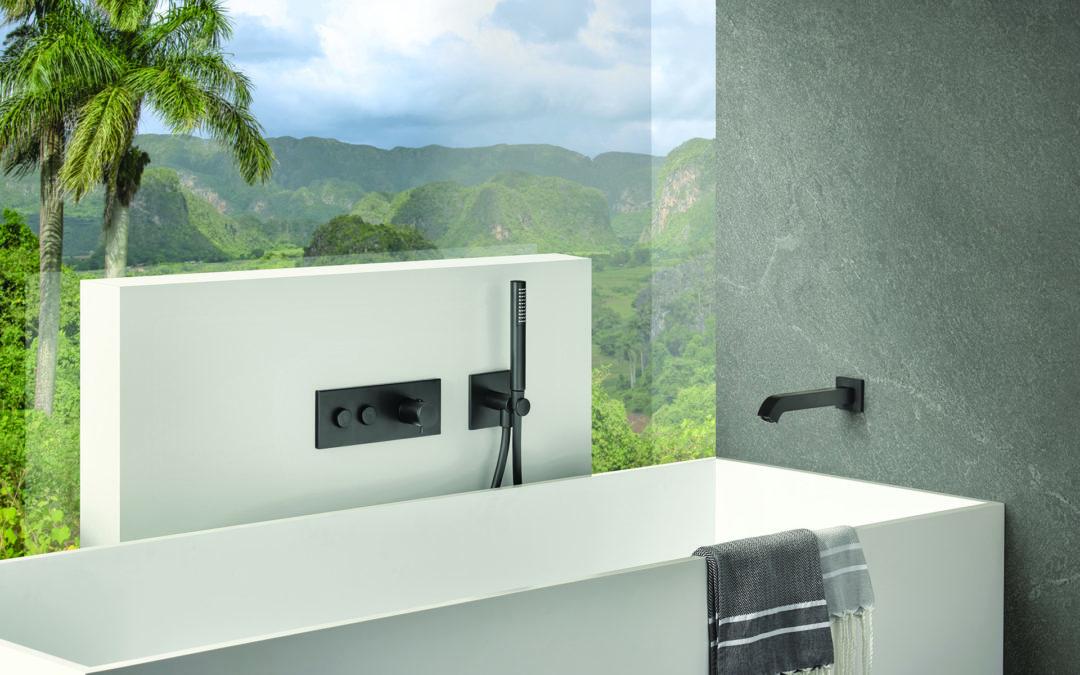 La robinetterie Cristina Ondyna, l'élégance pour salle de bain et cuisine