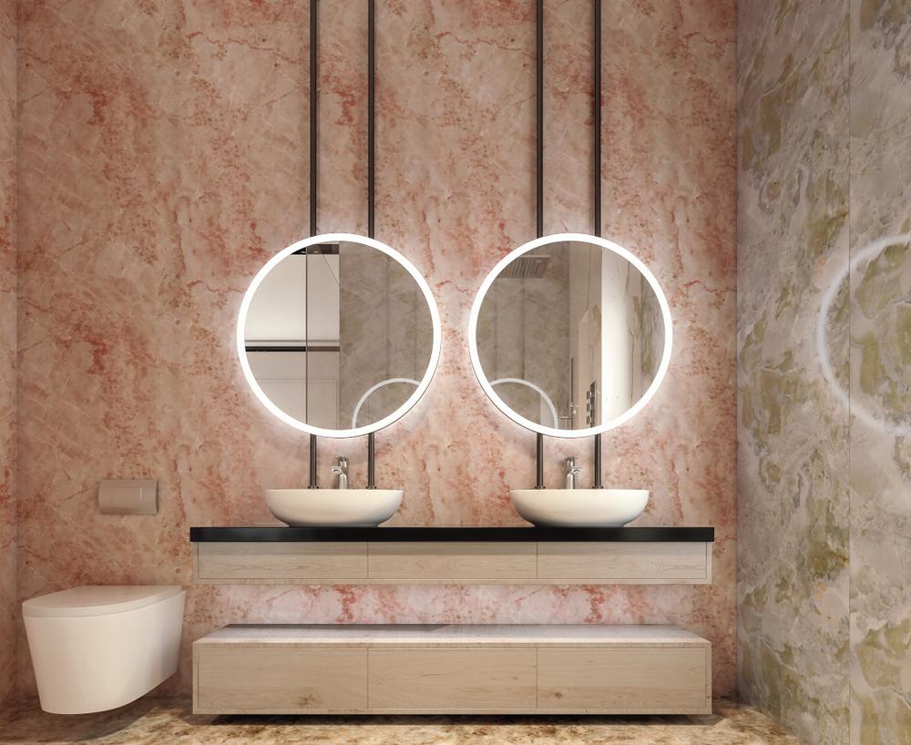 salle-de-bain-couleur-rose