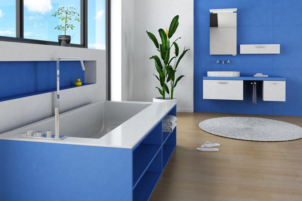 Salle de bain couleur : Notre top 7 des tonalités à adopter