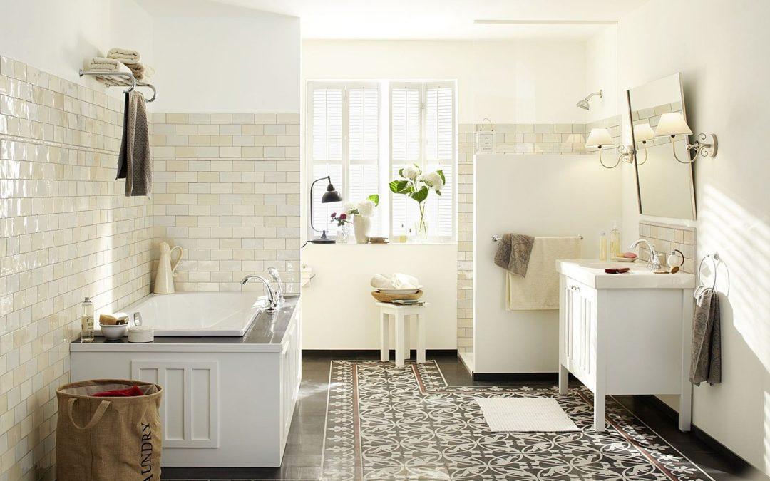 Le Terrazzo dans la salle de bain, une tendance à adopter