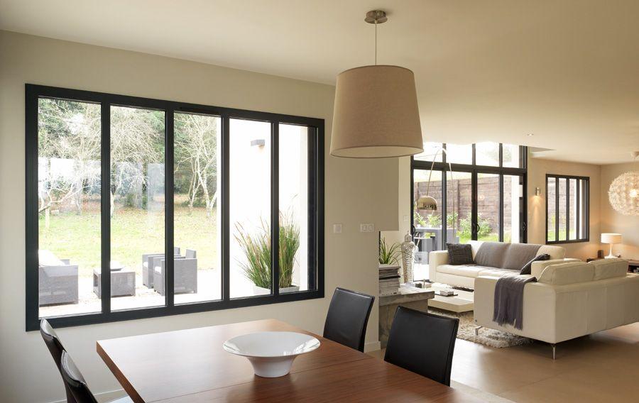 Fenêtre K-line : des menuiseries qui combinent isolation, lumière et design