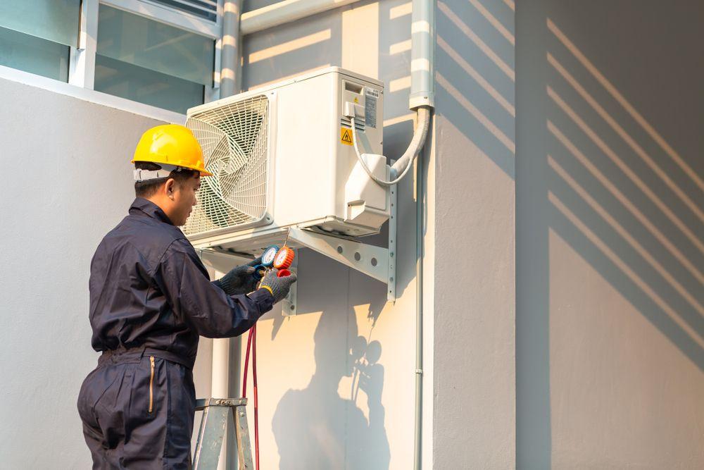 Pompe à chaleur gainable : quand l'esthétisme rejoint l'efficacité