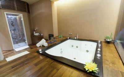 La salle de bain balnéo, un hymne à la détente et au bien-être