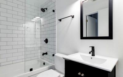 Salle de bains carreaux métro pour un style chic et urbain