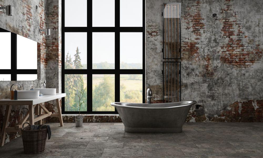 Salle de bain style industriel, 9 conseils décoration