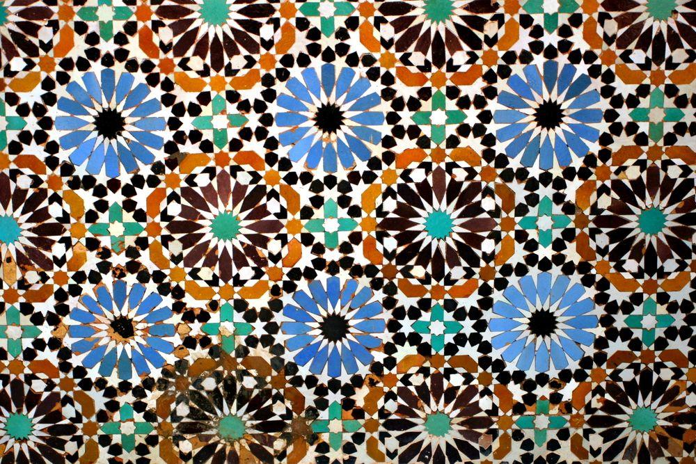 carrelage-motif-couleur