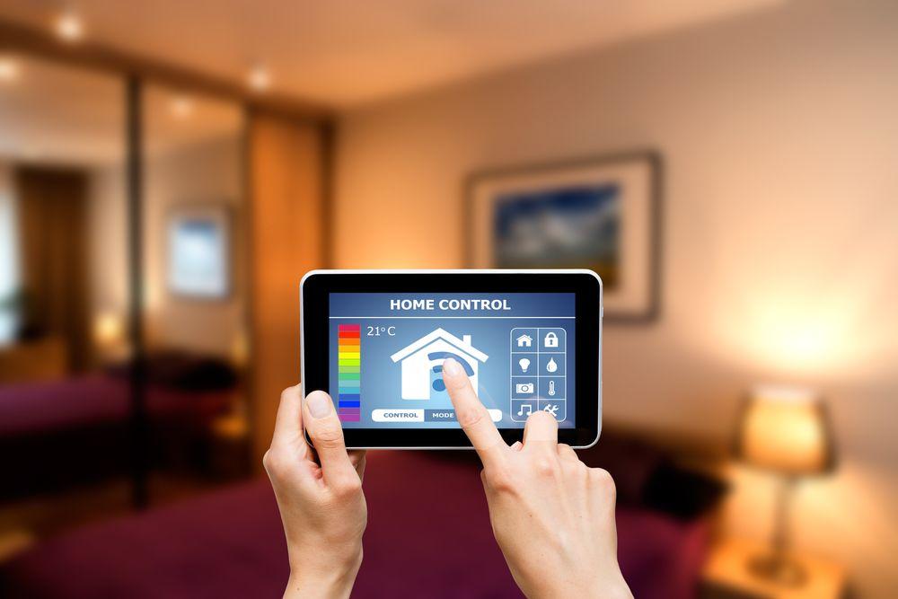 smart-home-telephone