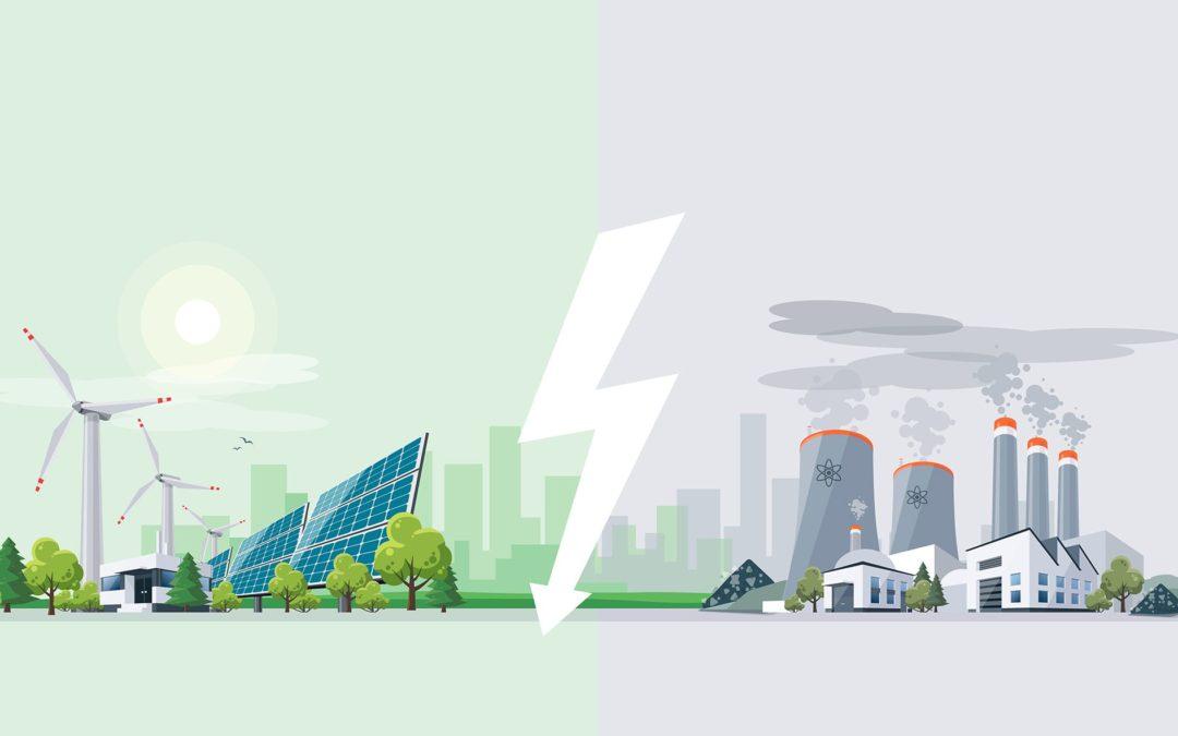 La longue route vers la fin des énergies fossiles
