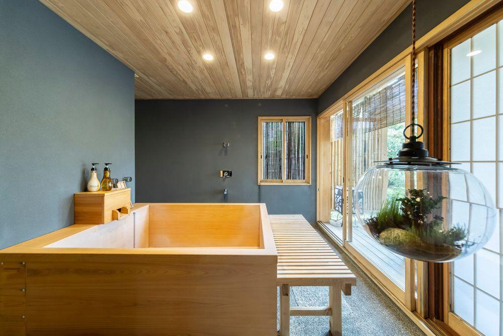 Salle de bain japonaise, les codes à connaître