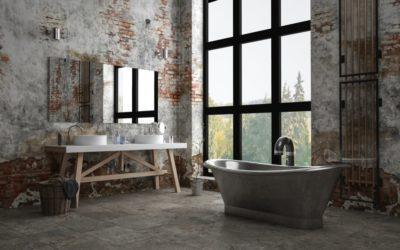 Comment choisir un meuble de salle de bains industriel ?