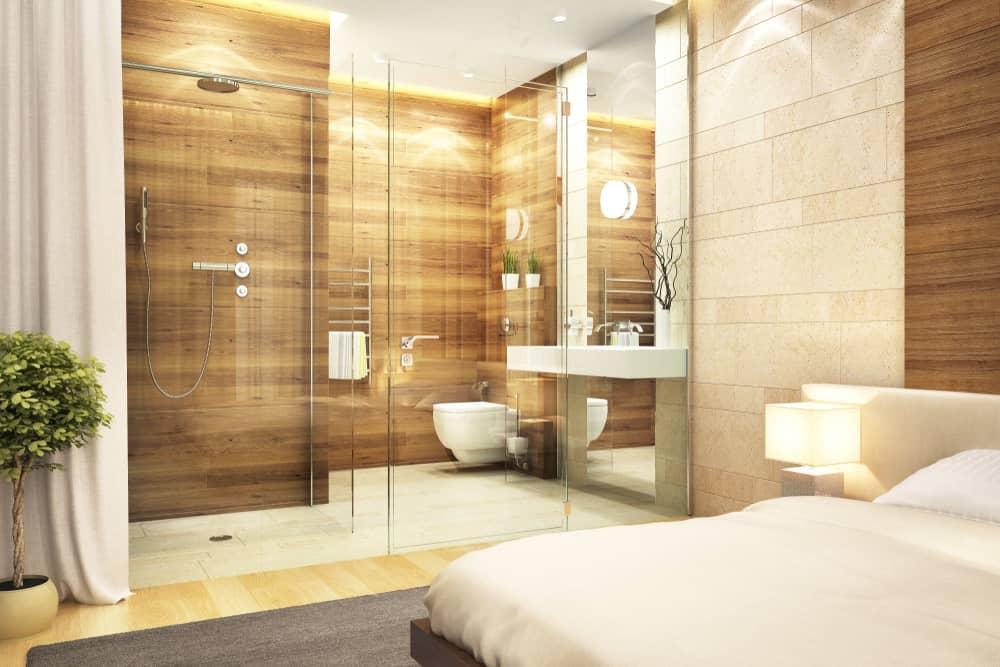 salle-de-bain-ouverte-sur-chambre-douche