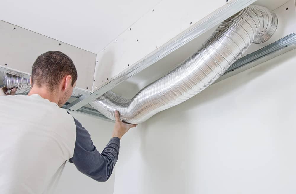 Ventilation centralisée par insufflation : un renouvellement d'air efficace !
