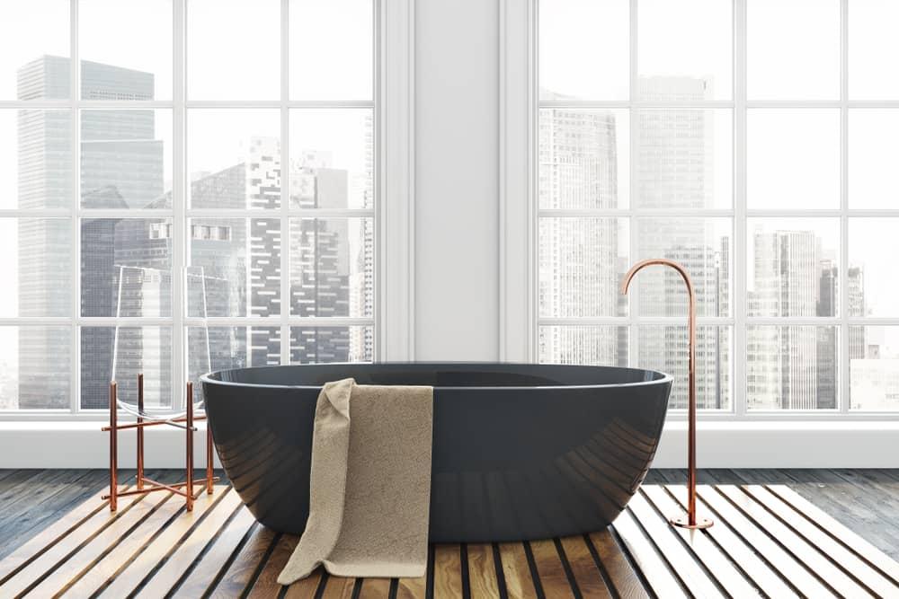 baignoire-design-couleur