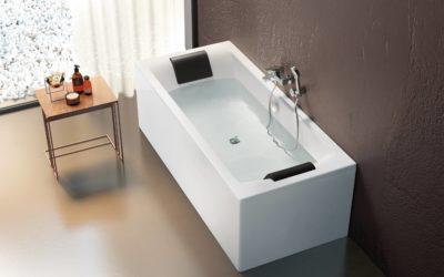 Baignoire Roca, avec ou sans système d'hydromassage