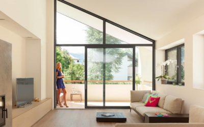 Fenêtre Finstral : l'alliance de l'innovation et des meilleurs matériaux