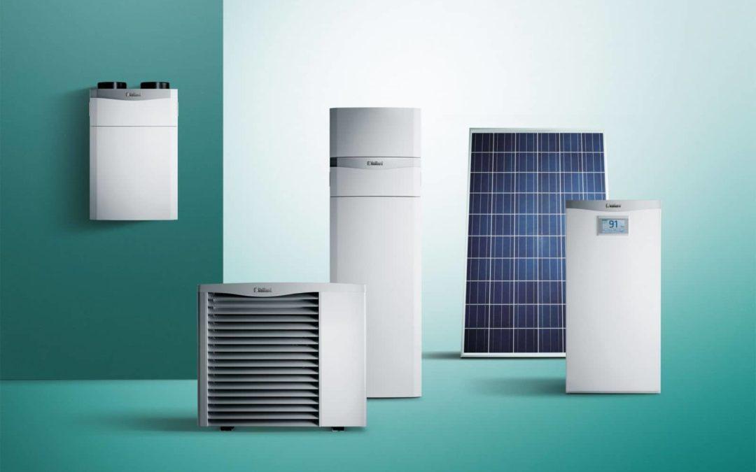 Pompe a chaleur Vaillant : qualité et respect de l'environnement !