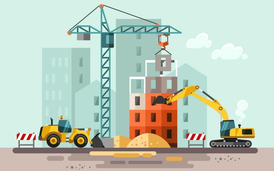 Tracktor, la plateforme de location de matériel de chantier en ligne