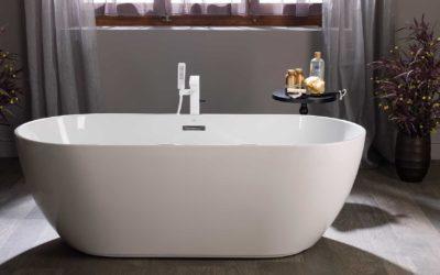 Zoom sur la baignoire Porcelanosa