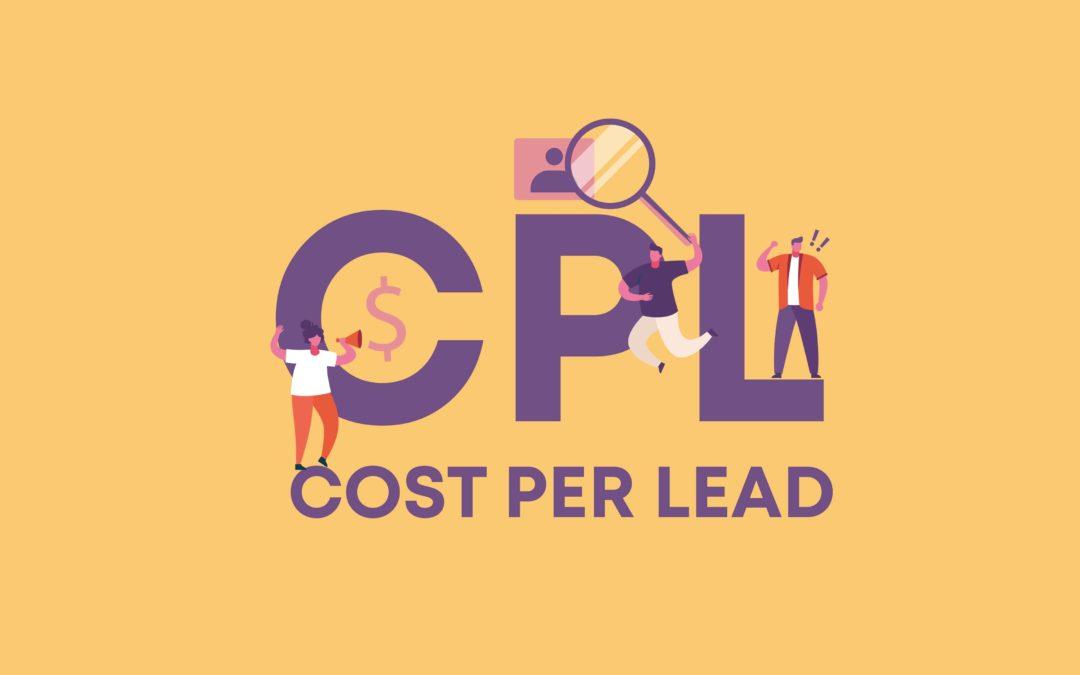 Coût par lead : Quelle est l'efficacité de vos campagnes marketing ?