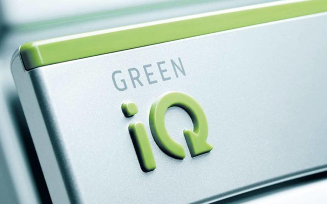 Label Green iQ : des produits qui combinent écologie et connectivité