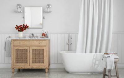Meuble de salle de bains rustique : Quelles sont les possibilités ?