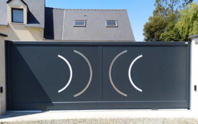 Cetal : des portails et fermetures aluminium pour tous les goûts
