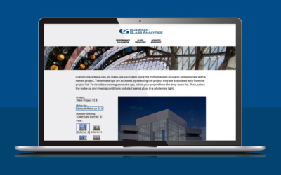 Glass Analytics par Guardian : la plateforme d'analyse du verre en ligne