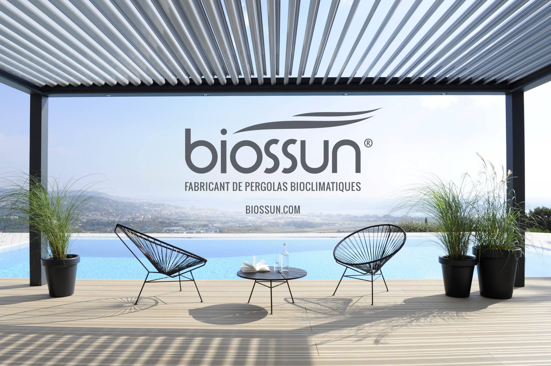 Pergola Biossun : des produits au confort inégalable !