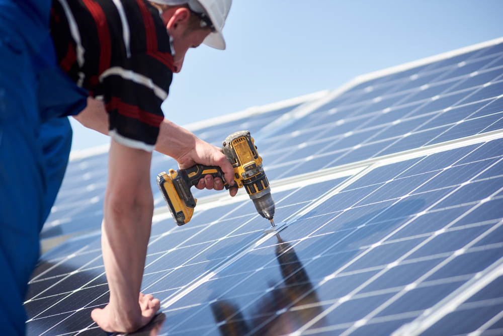 recyclage-panneaux-photovoltaiques-installation