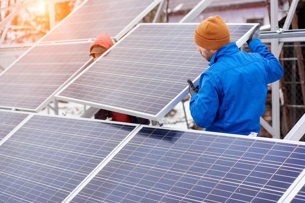 Un recyclage des panneaux photovoltaïques de plus en plus efficace