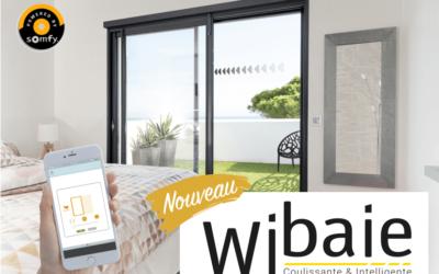 WiBaie par CAIB : la baie coulissante connectée pour plus de confort !