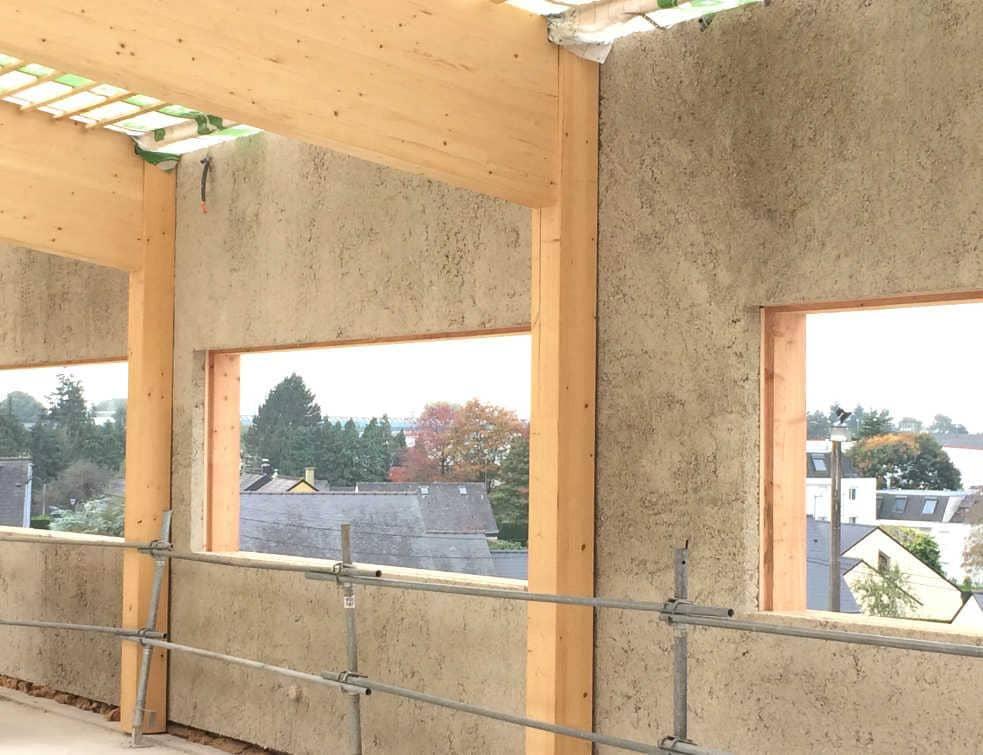 beton-chanvre-mur