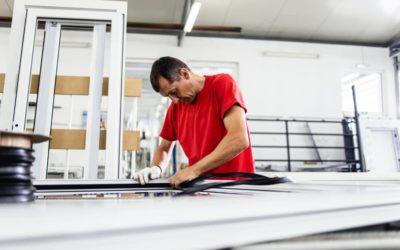 La marque QualiPVC fenêtre atteste de la qualité des menuiseries PVC !