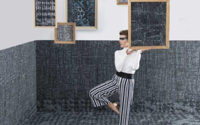 Carré Couture, la première collection de dalles Haute Couture de Balsan