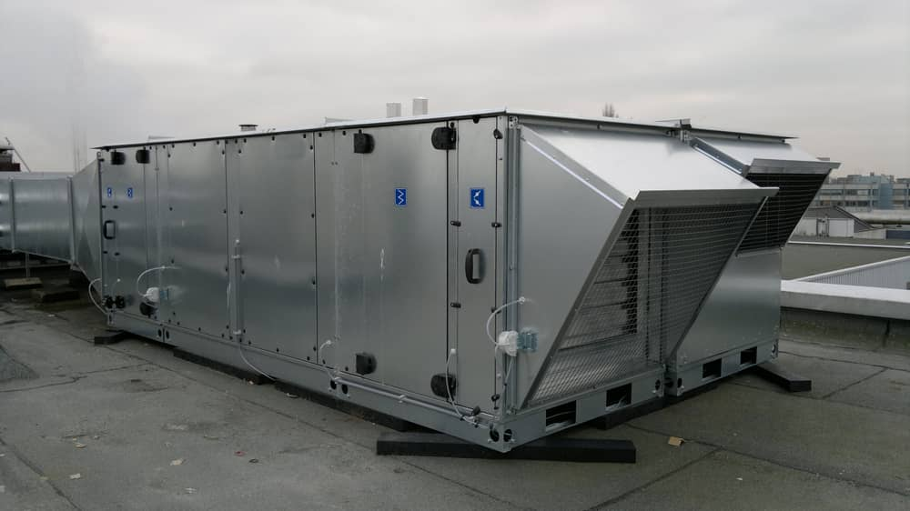 Centrale de traitement d'air : le système tout-en-un des grands bâtiments