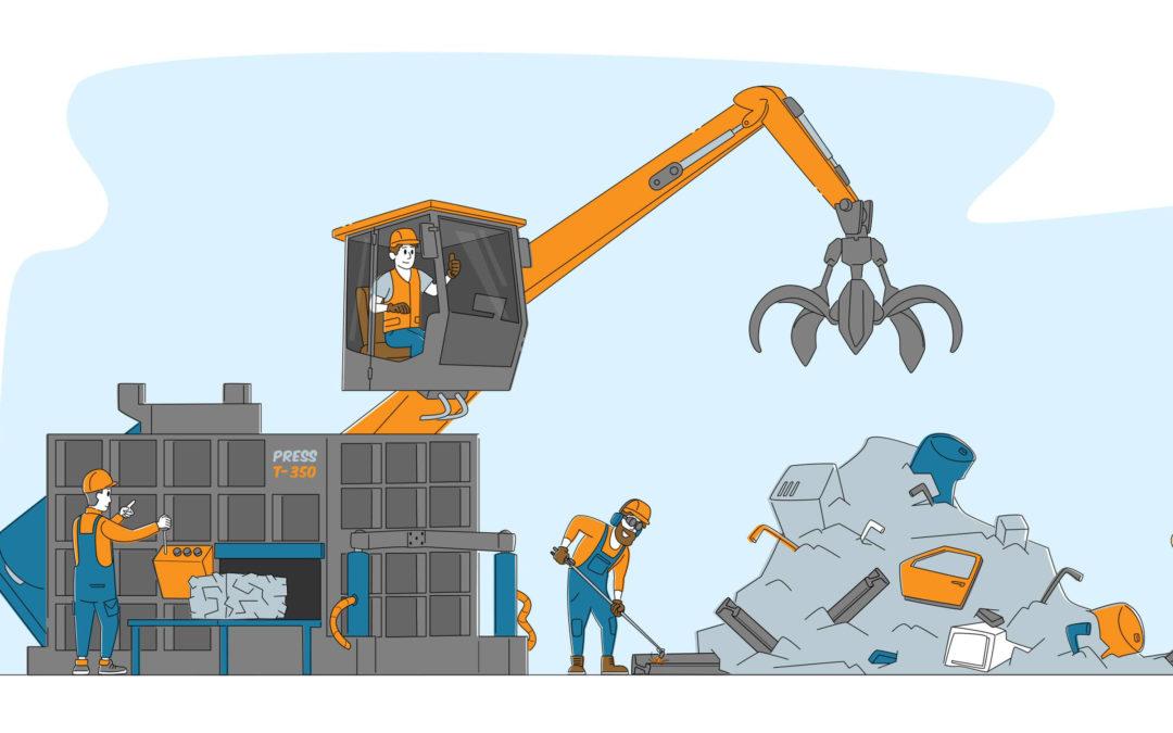 Les déchets du bâtiment : Où en sommes-nous ?