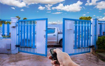 Doitrand : l'expertise française du portail automatique collectif