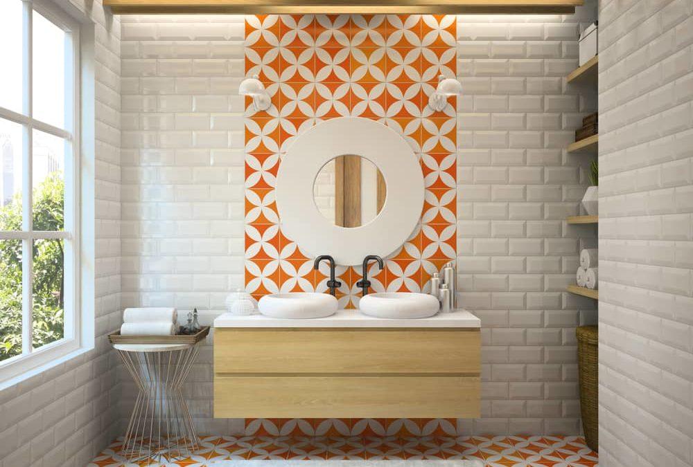 Revêtement mural pour la salle de bains : Toutes les possibilités