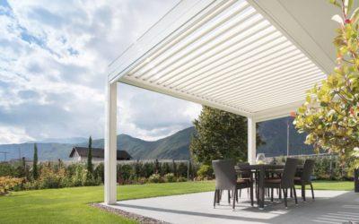 KE France : des stores et pergolas haute qualité inspirés du design italien