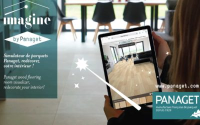 IMAGINE : Le nouveau simulateur de parquets signé Panaget