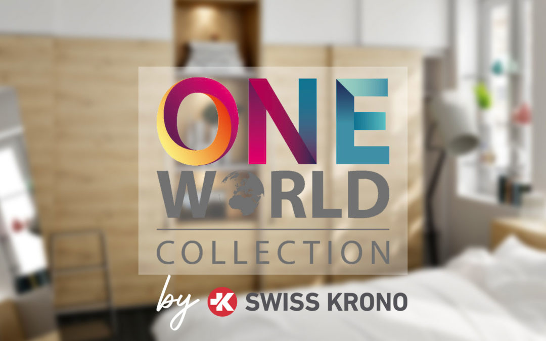 One World : l'application pour la conception de vos projets d'agencement par Swiss Krono