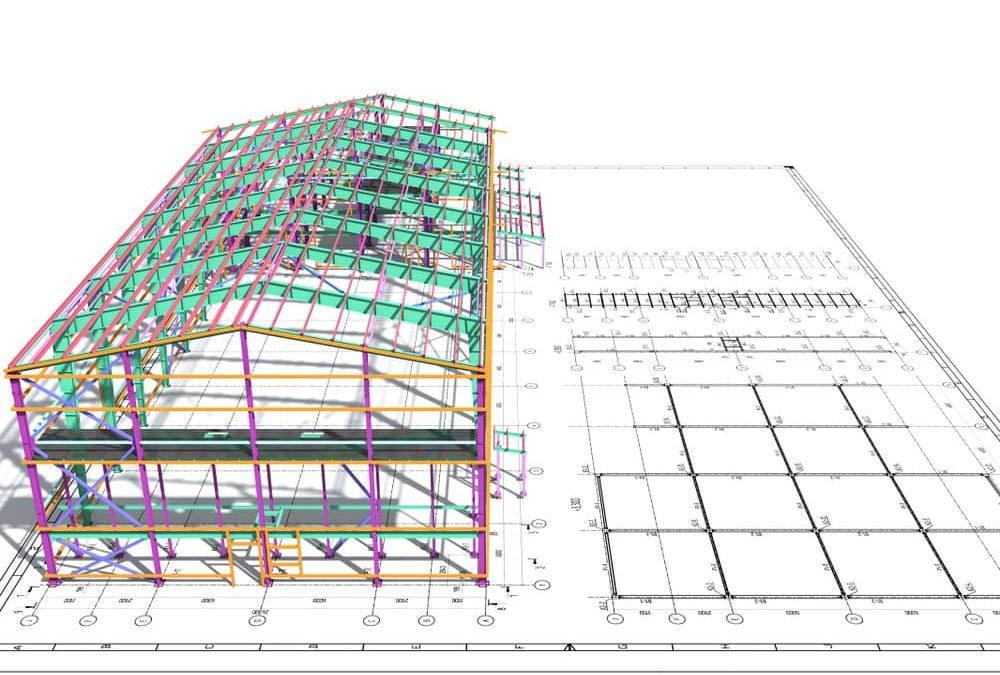 Tekla structures, un logiciel BIM multi-matériaux