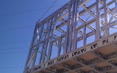 FRAMECAD : Le système entièrement automatisé de fabrication en ossatures acier